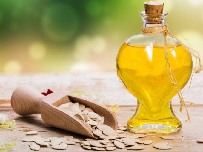 По-здрави с олиото от тиквено семе