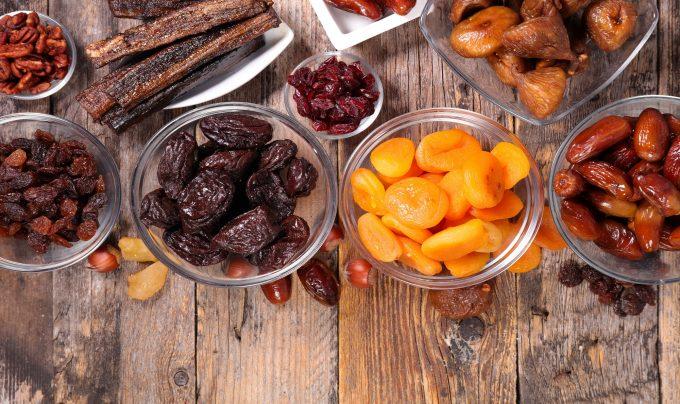 Природните хапчета – сушени плодове